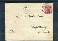 Deutsches Reich Mi.-Nr. 47 auf Bedarfsbrief - b0931