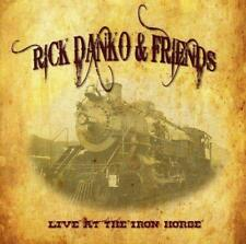 RICK DANKO & FRIENDS - LIVE AT THE IRON HORSE Northampton 1995 (NEW & SEALED) CD