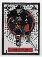 02/03 VANGUARD IN FOCUS Rick Nash #5