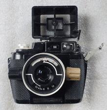 NIKON NIKONOS II underwater black body 35mm f2.5 lens w/finder PARTS/REPAIR