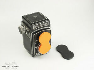 Forster UK TLR Lens Cap For Bay 1 Rollei, Some Yashica, and Others