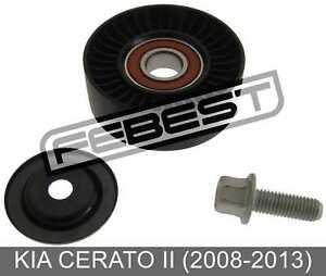 Pulley Tensioner Kit For Kia Cerato Ii (2008-2013)
