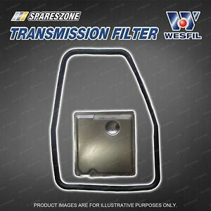 Wesfil Transmission Filter for BMW 3 Series E30 4Cyl 6Cyl 1983-1991