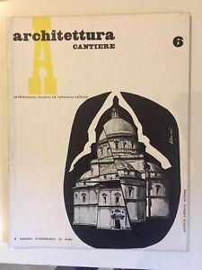 ARCHITETTURA CANTIERE, n°6 Gorlich editore