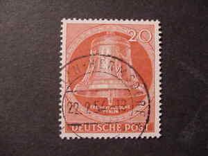 Berlin 103, Glocke mit Vollstempel