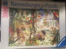 "Ravensburger ""Tropical Impressions"" David Penfound 1000 piece 27"" x 20"" puzzle"