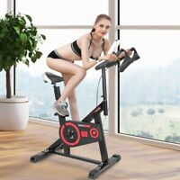 Exercise Bike Fitness Indoor Cycling Stationary Bicycle Cardio Workout Home USA