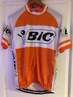 Maillot Cycliste Vélo Réplique BIC Anquetil Ocaña Aimar 1967 1974  XL
