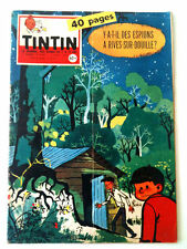 Journal de Tintin 546 - 9/04/59  Couverture Will