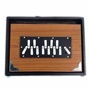 Shruti Box, sai Musicals, Shruthi Box, Large 16x12x3 Inches, Sur Peti Surpe