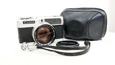 Vintage CANON DEMI C 35mm film Half Frame Camera with case lomo retro