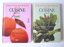 ENCYCLOPEDIE DE LA CUISINE 2 VOLUMES...........................................1