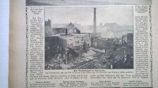 1910 1 Brand in Karlsruhe Billing und Zoller
