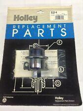 HOLLEY FUEL PRESSURE REGULATOR 512-4 BUICK CHEVY GMC OLDSMOBILE PONTIAC