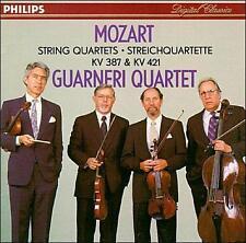 Mozart: String Quartets, , Acceptable