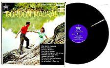 GORDON MACRAE W/ Walter Gross LP GALAXY RECORDS 4805 US 1950'S NM-