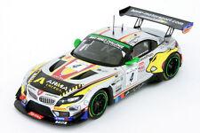 BMW Z4 GT3 - Team Marc VDS - 24h Spa-Francorchamps 2013 - 1:43 Spark SB 054