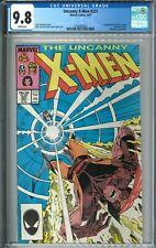 Uncanny X-Men #221 CGC 9.8 NM/MT WP 9/87 1987 Marvel Comics 1st Mister Sinister
