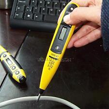 Digital AC/DC Electric Voltage Power Detector Sensor Tester Pen Stick 12V~250V