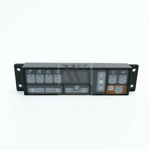 Air Conditioner Control Panel 130-0297 For CAT Excavator E320B 312B 315B 325B