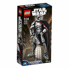 LEGO® Star Wars™ 75118 Captain Phasma™ NEU OVP NEW MISB NRFB