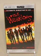 UMD Video 1979 The Warriors Feature Film Movie Sony Playstation Portable PSP