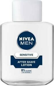 Nivea Men Sensitive After Shave Lotion of 100 ml