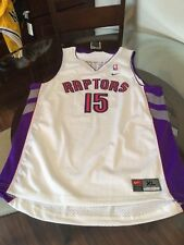 Vince Carter Toronto Raptors Nike Authentic Swingman Jersey XL New With Tags