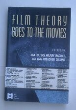 Film Theory Goes to the Movies: Cultural Analysis of Contemporary Film, Collins,