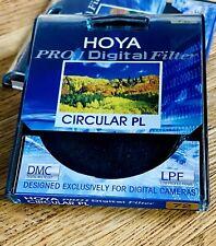 Genuine Hoya Pro 1 Digital Filter Circular PL 72mm. DMC / LPF *New*