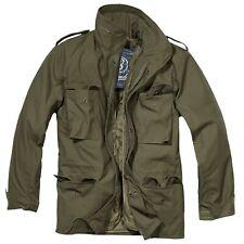 Brandit M65 Standard Jacke Army Jacket olive grün Gr. XXL Military Freizeit 3108