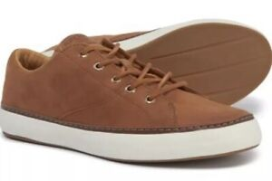 Sperry Top-Sider Men's Gold Cup Haven Tan Leather Sneaker New In Box 9M $140