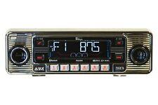Classic Becker Mexico Europa Retro Style Stereo Radio CD USB AUX DIN BLUETOOTH