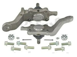 For Toyota Sequoia Tundra 2003 Set of Front Lower Left & Right Ball Joints MOOG