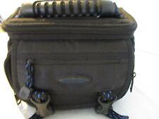 Samsonite Camera Bag - Small - Handle Padded Clean Pockets No Strap EUC Black
