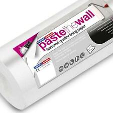 Textured Paste the Wall Quality Lining Paper 10mts x 55cm