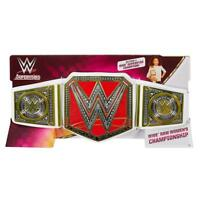 New WWE Mattel Raw Brand New Women's Championship Toy Belt