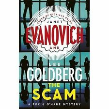 The Scam by Lee Goldberg, Janet Evanovich (Paperback, 2016)