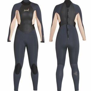 XCEL Women's 3/2 AXIS Back-Zip Wetsuit - GPB - Size 2 - NWT