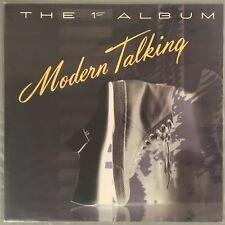 MODERN TALKING - 1st Album (Vinyl LP) RCA AFL1-7132