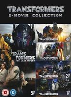 Transformers 1-5 Film Collection(5 Film) DVD Nuovo DVD (8313203)