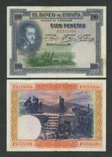 España - 100 pesetas 1925 P69 buen billetes muy fina ()
