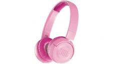 JBL JR300BT Kids Wireless On-Ear Headphones - Pink
