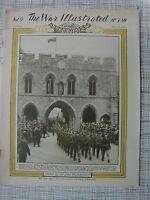 The War Illustrated # 230 (HMS Eagle, RAF Regiment, Dresden, Nuremberg, Trieste)