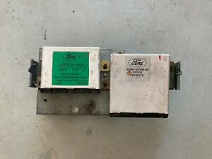 85-89 Merkur XR4TI Lamp Out / Graphic Display Computers 83BB-10K910-AE, OEM Ford