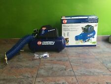 Campbell Hausfeld 3 Gallon, 110psi Air Compressor 11pc Accessory Set Bundle