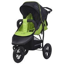 Knorr-Baby Happy Colour Sportwagen Joggy S mit Schlummerverdeck grün NEU
