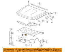 GM OEM Hood-Insulator Retainer 22718305