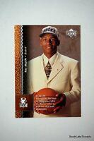 1996-97 Upper Deck #69 Ray Allen RC Rookie card Bucks Celtics Heat NM/MT