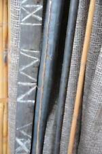 Wooden Original Ethnographic Antique Spears